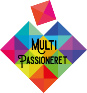 Multipassioneret-logo